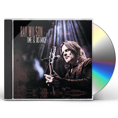 Ray Wilson TIME & DISTANCE CD