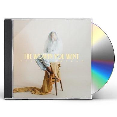 Eliza Shaddad WOMAN YOU WANT CD