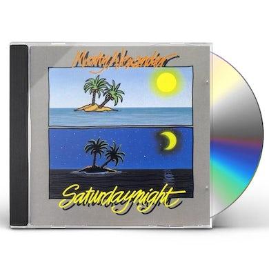 Monty Alexander SATURDAY NIGHT: LIMITED CD