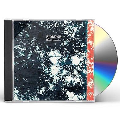 Fjordne MOONLIT INVOCATIONS CD