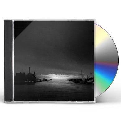 Chihei Hatakeyama REQUIEM FOR BLACK NIGHT & EARTH SPIDERS CD