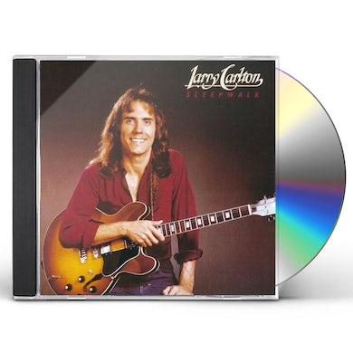 Larry Carlton SLEEPWALK CD