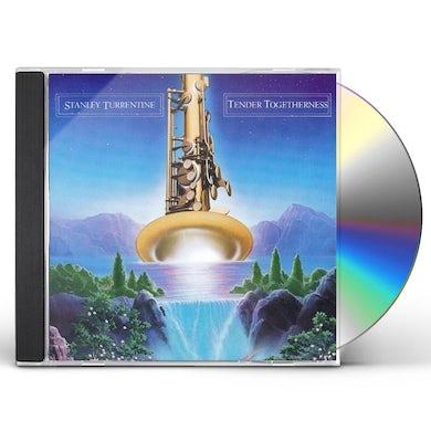 Stanley Turrentine TENDER TOGETHERNESS CD