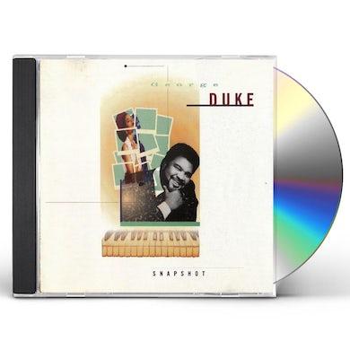 George Duke SNAPSHOT CD