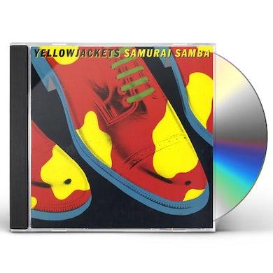 Yellowjackets SAMURAI SAMBA CD