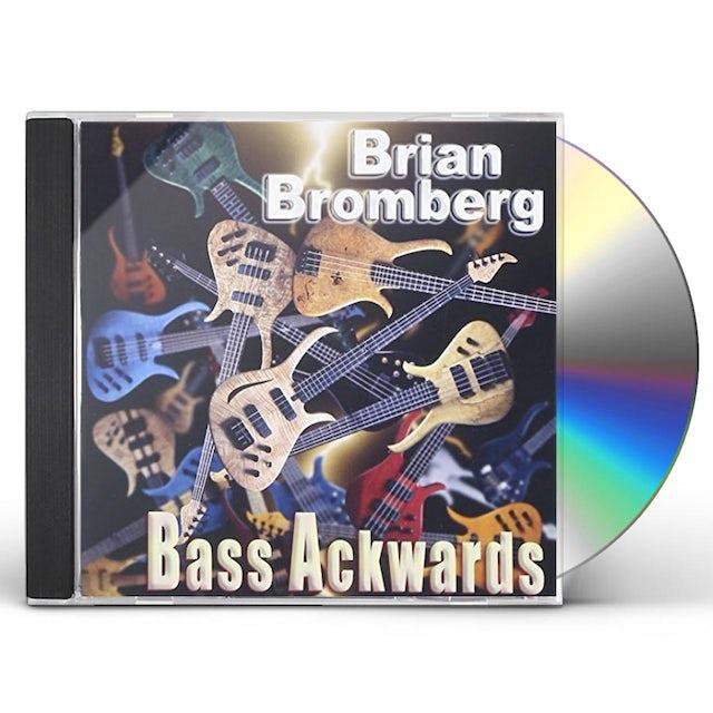 Brian Bromberg BASS ACKWARDS CD