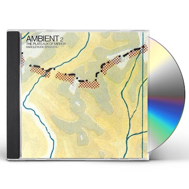 Harold Budd AMBIENT 2 / THE PLATEAUX OF MIRROR CD