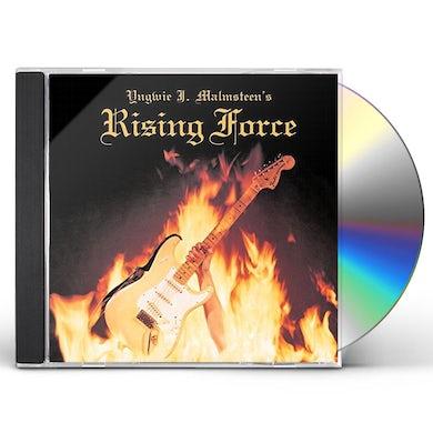 Yngwie Malmsteen YNGWIE J. MALMSTEEN'S RISING FORCE CD