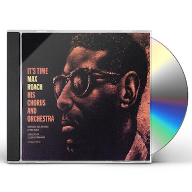 Max Roach IT'S TIME CD
