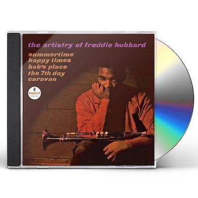 ARTISTRY OF FREDDIE HUBBARD CD