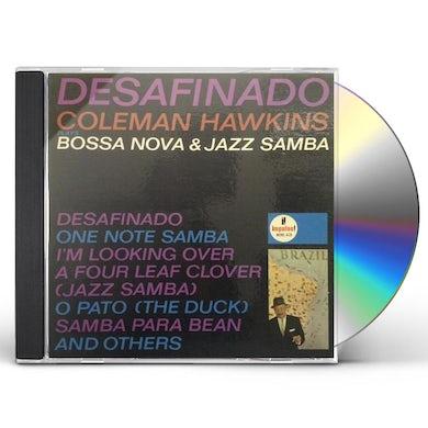 Coleman Hawkins DESAFINADO CD