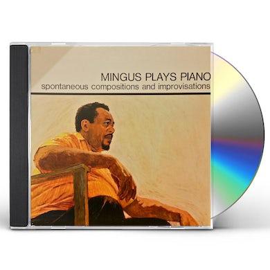 Charles Mingus MINGUS PLAYS PIANO CD
