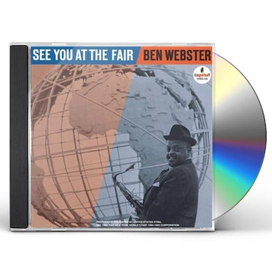 Ben Webster SEE YOU AT THE FAIR CD