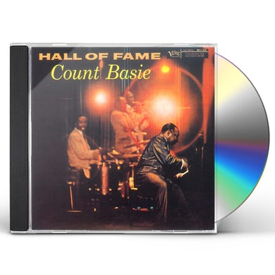 Count Basie HALL OF FAME CD