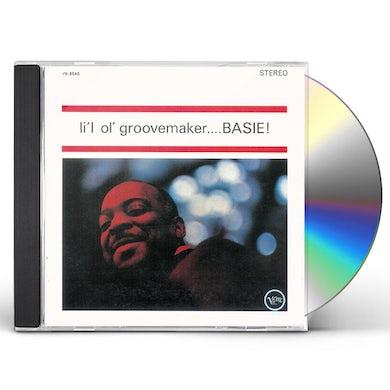 Count Basie LI'L OL GROOVEMAKER BASIE CD