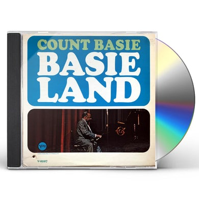 Count Basie BASIE LAND CD