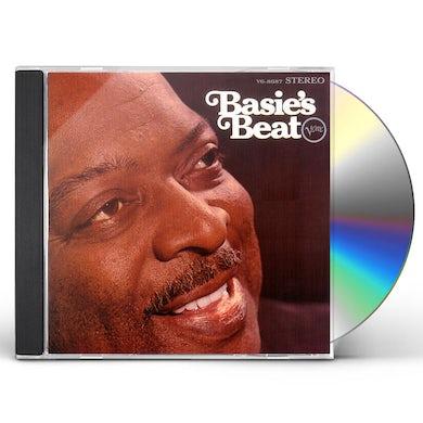 Count Basie BASIE'S BEAT CD
