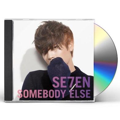 Se7en SOMEBODY ELSE CD