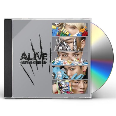 BIGBANG ALIVE CD