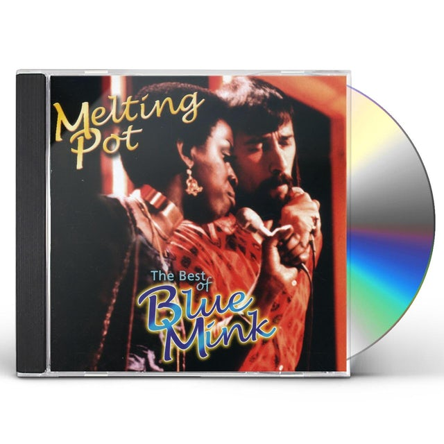 Blue Mink MELTING POT CD