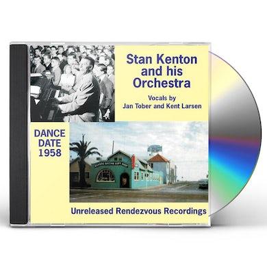 Stan Kenton & His Orchestra DANCE DATE 1958 CD
