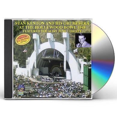 Stan Kenton & His Orchestra STAN KENTON AT THE HOLLYWOOD BOWL 1948 CD