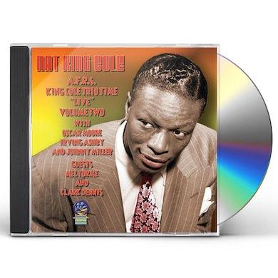 Nat King Cole AFRS KING COLE TIME 2 CD