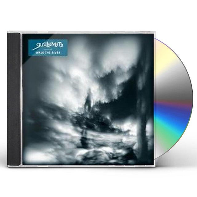 Guillemots WALK THE RIVER CD