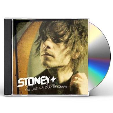 Stoney SCENE & THE UNSEEN CD
