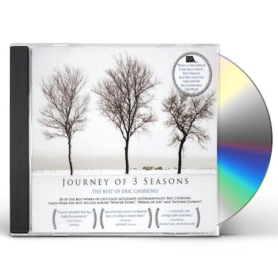 Eric Chiryoku JOURNEY OF 3 SEASONS CD