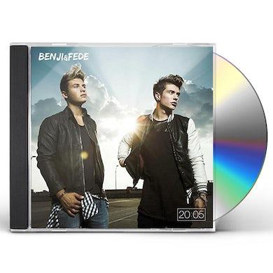 Benji & Fede 0.836805556 CD