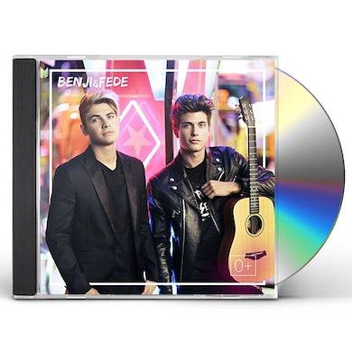 Benji & Fede 0+ (MEDIAWORLD) CD