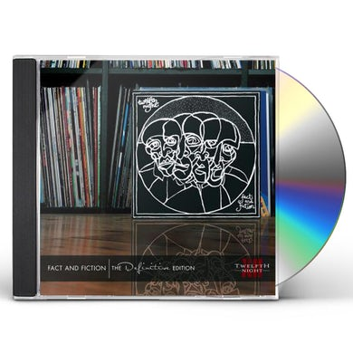 Twelfth Night FACT & FICTION CD