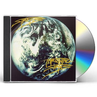 Stratus THROWING SHAPES CD