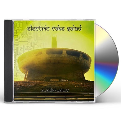 Electric Cake Salad SUBDIFFUSION CD