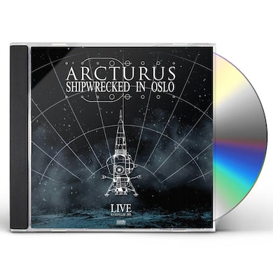 Arcturus SHIPWRECKED IN OSLO CD