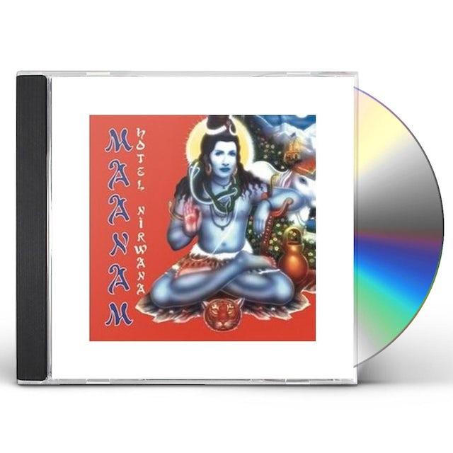 Maanam HOTEL NIRWANA CD