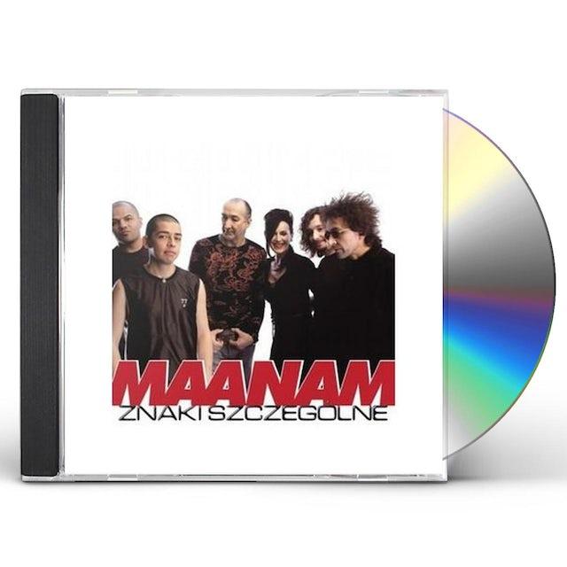Maanam ZNAKI SZCZEGOLNE CD
