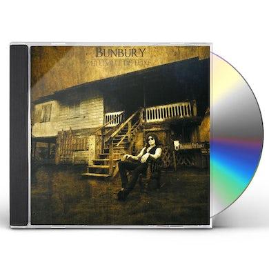 Bunbury HELLVILLE DE LUXE CD