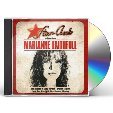 Marianne Faithfull STAR CLUB CD