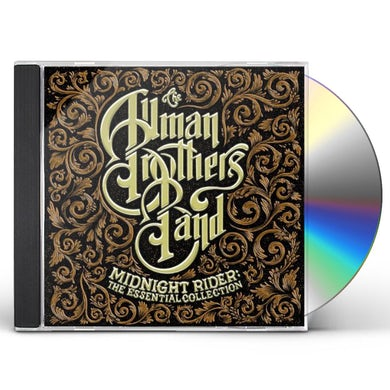 The Allman Brothers Band  MIDNIGHT RIDER: ESSENTIAL COLLECTION CD