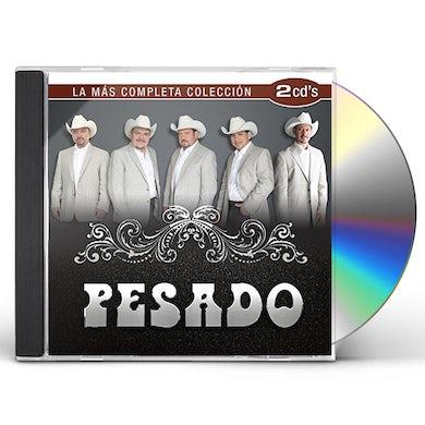 Pesado LA MAS COMPLETA COLECCION CD