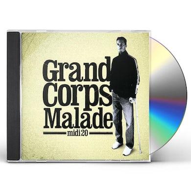 Grand Corps Malade MIDI20 CD