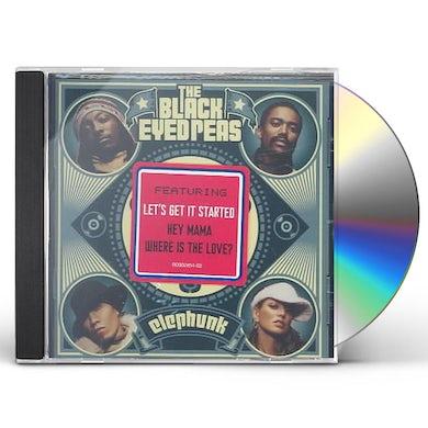 The Black Eyed Peas ELEPHUNK CD