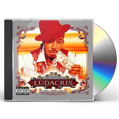 Ludacris  RED LIGHT DISTRICT CD
