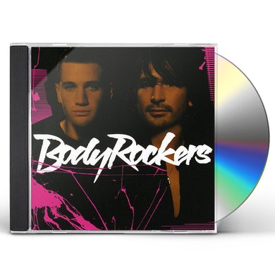 BodyRockers CD