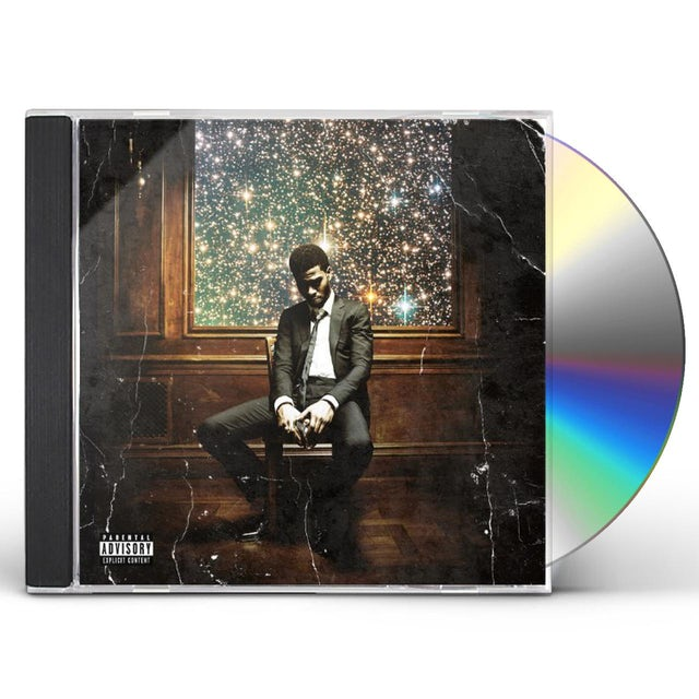Kid Cudi MAN ON THE MOON 2: THE LEGEND OF MR RAGER CD