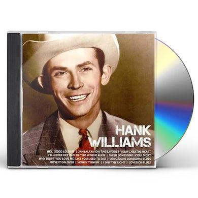 Hank Williams ICON CD