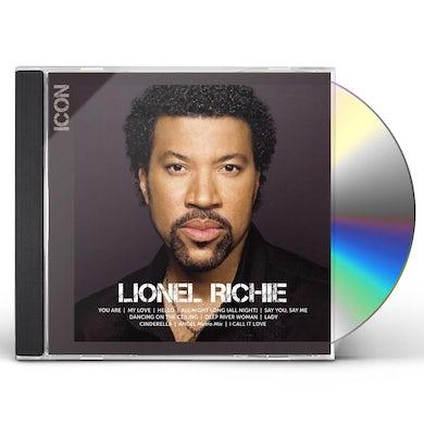 Lionel Richie ICON CD