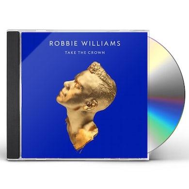 Robbie Williams TAKE THE CROWN CD